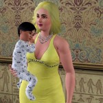 I really do like motherhood.. motherhood is like my family
